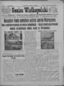 Goniec Wielkopolski: najtańsze i najstarsze pismo codzienne dla wszystkich stanów 1915.08.10 R.38 Nr180