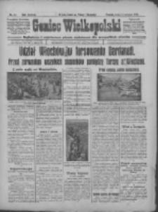 Goniec Wielkopolski: najtańsze i najstarsze pismo codzienne dla wszystkich stanów 1915.08.11 R.38 Nr181