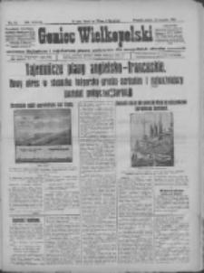 Goniec Wielkopolski: najtańsze i najstarsze pismo codzienne dla wszystkich stanów 1915.08.13 R.38 Nr183