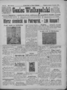 Goniec Wielkopolski: najtańsze i najstarsze pismo codzienne dla wszystkich stanów 1915.08.19 R.38 Nr188
