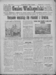 Goniec Wielkopolski: najtańsze i najstarsze pismo codzienne dla wszystkich stanów 1915.09.01 R.38 Nr199