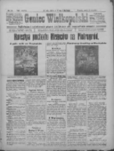 Goniec Wielkopolski: najtańsze i najstarsze pismo codzienne dla wszystkich stanów 1915.09.03 R.38 Nr201