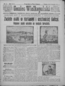 Goniec Wielkopolski: najtańsze i najstarsze pismo codzienne dla wszystkich stanów 1915.09.04 R.38 Nr202