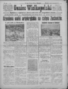 Goniec Wielkopolski: najtańsze i najstarsze pismo codzienne dla wszystkich stanów 1915.09.08 R.38 Nr205