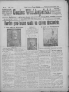 Goniec Wielkopolski: najtańsze i najstarsze pismo codzienne dla wszystkich stanów 1915.09.15 R.38 Nr211
