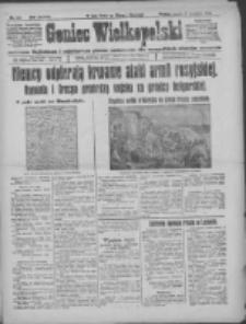 Goniec Wielkopolski: najtańsze i najstarsze pismo codzienne dla wszystkich stanów 1915.09.17 R.38 Nr213