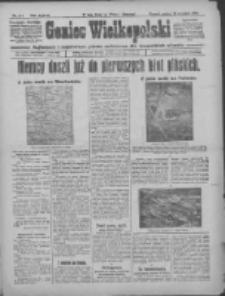 Goniec Wielkopolski: najtańsze i najstarsze pismo codzienne dla wszystkich stanów 1915.09.18 R.38 Nr214
