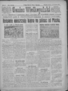 Goniec Wielkopolski: najtańsze i najstarsze pismo codzienne dla wszystkich stanów 1915.09.19 R.38 Nr215