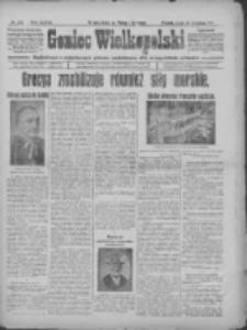 Goniec Wielkopolski: najtańsze i najstarsze pismo codzienne dla wszystkich stanów 1915.09.29 R.38 Nr223