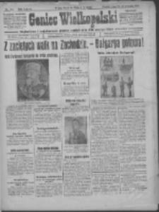 Goniec Wielkopolski: najtańsze i najstarsze pismo codzienne dla wszystkich stanów 1915.09.30 R.38 Nr224