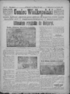 Goniec Wielkopolski: najtańsze i najstarsze pismo codzienne dla wszystkich stanów 1915.10.05 R.38 Nr228
