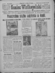 Goniec Wielkopolski: najtańsze i najstarsze pismo codzienne dla wszystkich stanów 1915.10.13 R.38 Nr235
