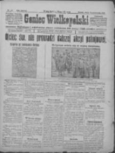 Goniec Wielkopolski: najtańsze i najstarsze pismo codzienne dla wszystkich stanów 1915.10.15 R.38 Nr237