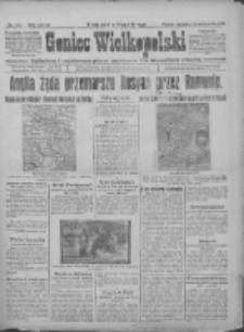 Goniec Wielkopolski: najtańsze i najstarsze pismo codzienne dla wszystkich stanów 1915.10.24 R.38 Nr245