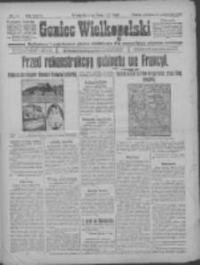 Goniec Wielkopolski: najtańsze i najstarsze pismo codzienne dla wszystkich stanów 1915.10.31 R.38 Nr251