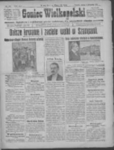 Goniec Wielkopolski: najtańsze i najstarsze pismo codzienne dla wszystkich stanów 1915.11.01 R.38 Nr252