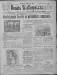 Goniec Wielkopolski: najtańsze i najstarsze pismo codzienne dla wszystkich stanów 1915.11.05 R.38 Nr254