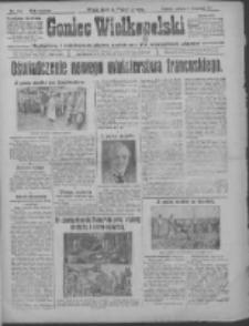 Goniec Wielkopolski: najtańsze i najstarsze pismo codzienne dla wszystkich stanów 1915.11.06 R.38 Nr255