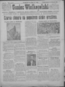 Goniec Wielkopolski: najtańsze i najstarsze pismo codzienne dla wszystkich stanów 1915.11.14 R.38 Nr262