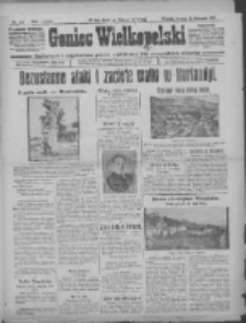 Goniec Wielkopolski: najtańsze i najstarsze pismo codzienne dla wszystkich stanów 1915.11.16 R.38 Nr263