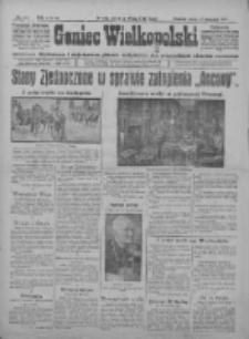 Goniec Wielkopolski: najtańsze i najstarsze pismo codzienne dla wszystkich stanów 1915.11.17 R.38 Nr264
