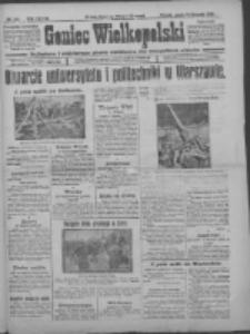 Goniec Wielkopolski: najtańsze i najstarsze pismo codzienne dla wszystkich stanów 1915.11.19 R.38 Nr265
