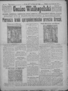 Goniec Wielkopolski: najtańsze i najstarsze pismo codzienne dla wszystkich stanów 1915.11.24 R.38 Nr269