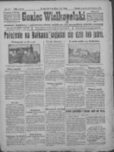 Goniec Wielkopolski: najtańsze i najstarsze pismo codzienne dla wszystkich stanów 1915.11.25 R.38 Nr270