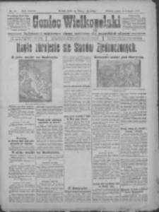 Goniec Wielkopolski: najtańsze i najstarsze pismo codzienne dla wszystkich stanów 1915.11.26 R.38 Nr271