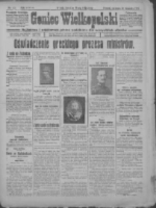 Goniec Wielkopolski: najtańsze i najstarsze pismo codzienne dla wszystkich stanów 1915.11.28 R.38 Nr273