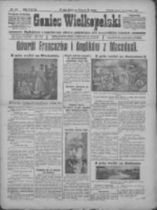 Goniec Wielkopolski: najtańsze i najstarsze pismo codzienne dla wszystkich stanów 1915.12.15 R.38 Nr281