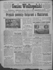 Goniec Wielkopolski: najtańsze i najstarsze pismo codzienne dla wszystkich stanów 1915.12.30 R.38 Nr293