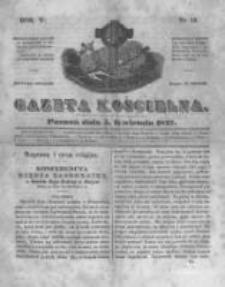 Gazeta Kościelna 1847.04.05 R.5 Nr14