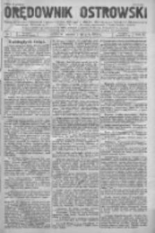 Orędownik Ostrowski: pismo na powiat Ostrowski oraz miast Ostrowa, Odolanowa, Sulmierzyc, Raszkowa i Skalmierzyc 1936.01.07 R.85 Nr2