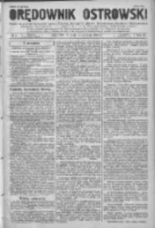 Orędownik Ostrowski: pismo na powiat Ostrowski oraz miast Ostrowa, Odolanowa, Sulmierzyc, Raszkowa i Skalmierzyc 1936.01.14 R.85 Nr4