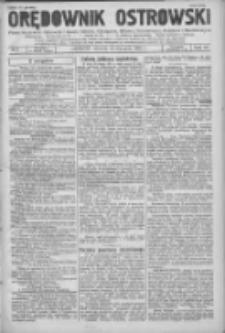 Orędownik Ostrowski: pismo na powiat Ostrowski oraz miast Ostrowa, Odolanowa, Sulmierzyc, Raszkowa i Skalmierzyc 1936.01.21 R.85 Nr6