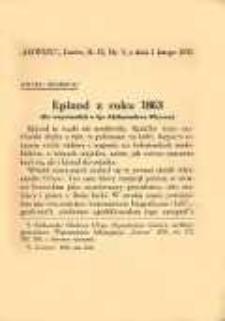 Epizod z roku 1863