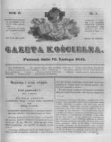 Gazeta Kościelna 1845.02.12 R.3 Nr7