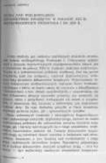 Studia nad wielkopolskim stronnictwem książęcym w połowie XIII wieku. Współpracownicy Przemysła I do 1253 r.