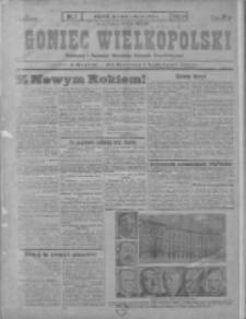 Goniec Wielkopolski: najstarszy i najtańszy niezależny dziennik demokratyczny 1930.01.01 R.54 Nr1