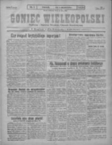 Goniec Wielkopolski: najstarszy i najtańszy niezależny dziennik demokratyczny 1930.01.04 R.54 Nr3