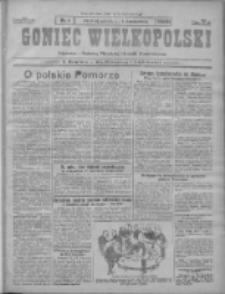 Goniec Wielkopolski: najstarszy i najtańszy niezależny dziennik demokratyczny 1930.01.05 R.54 Nr4