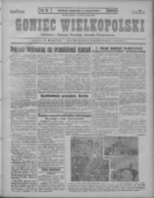 Goniec Wielkopolski: najstarszy i najtańszy niezależny dziennik demokratyczny 1930.01.14 R.54 Nr10