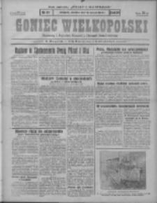 Goniec Wielkopolski: najstarszy i najtańszy niezależny dziennik demokratyczny 1930.01.19 R.54 Nr15