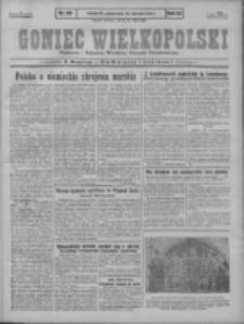 Goniec Wielkopolski: najstarszy i najtańszy niezależny dziennik demokratyczny 1930.01.25 R.54 Nr20