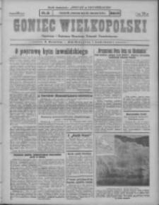 Goniec Wielkopolski: najstarszy i najtańszy niezależny dziennik demokratyczny 1930.01.26 R.54 Nr21