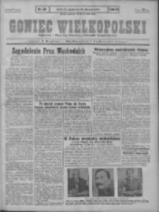 Goniec Wielkopolski: najstarszy i najtańszy niezależny dziennik demokratyczny 1930.01.31 R.54 Nr25