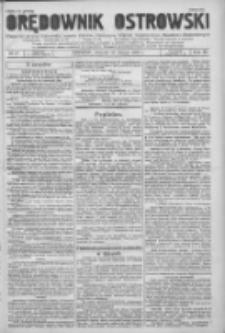 Orędownik Ostrowski: pismo na powiat Ostrowski oraz miast Ostrowa, Odolanowa, Sulmierzyc, Raszkowa i Skalmierzyc 1936.02.25 R.85 Nr16
