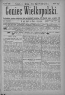 Goniec Wielkopolski: najtańsze pismo codzienne dla wszystkich stanów 1877.09.05 Nr156
