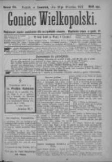 Goniec Wielkopolski: najtańsze pismo codzienne dla wszystkich stanów 1877.09.27 Nr174